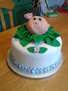 cabbage patch kid cake