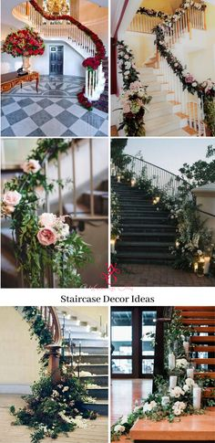 While shortlisting your wedding decor elements, never forget the stairs. We have got you some elegant decor ideas for the staircase at your wedding venue. #stairs #decor #staircase #stairdecor #staircasedecor #indianweddingdecor #indianweddings #weddingdecor #homeweddingsdecor #decorinspiration #decorideas #bridalinspiration #bridal #indianbrides #indoordecor #floraldecor #lockdownweddings #weddingsathome #homeweddings Indian Wedding Decorations, Table Decorations, Stair Decor, Beautiful Rose Flowers, Wedding Venues, Forget, Stairs, Decor Ideas, Bride