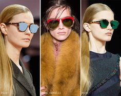 Fall/ Winter 2015-2016 Eyewear Trends - Fashionisers