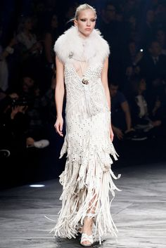 Roberto Cavalli - Milan Fashion Week - Otoño Invierno 2014/2015 - Fashion Runway