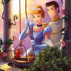 Movie - Cinderella and Prince Charming