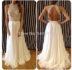 Find More Prom Dresses Information about free shipping Wholesale Fashion prom dresses sale 2014 Shine Beaded Sequins High Neckline Open Back Evening Dresses Party Gown,High Quality Prom Dresses from Suzhou Romantic Moments Wedding Dress CO.,LTD on Aliexpress.com
