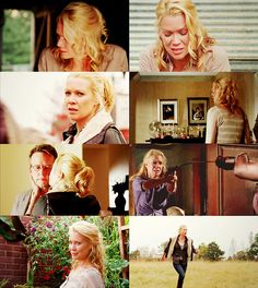 Andrea, The Walking Dead Season 3