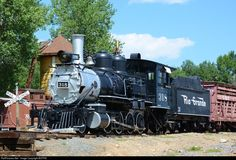 This engine was built by Baldwin Locomotive Works in Philadelphia, Pennsylvania in 1896 for the Florence & Cripple Creek (Colorado) railroad and was named 'Goldfield'. It was later transferred to the Denver & Rio Grande in 1917 as engine 428 and later renumbered to 318 for the Denver & Rio Grande Western railroad. It was donated to the Colorado Railroad Museum in 1954 and received a thorough restoration in 2012.