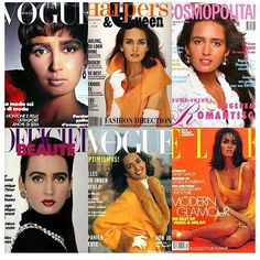 Haven't seen these in a while!! Thanks for sharing @top90models #GailElliott #1990s #CoverGirl #modellife #model #vogueitalia #harpersandqueen #lofficial #cosmopolitan #LittleJoeWoman