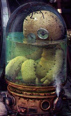 Scientific doll preservation