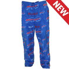 PERFECT for this cold Buffalo weather! -- super soft fleece sleep pants