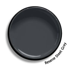 Resene Steel Grey is a favoured deep grey, honed to perfection. From the Resene Roof colours collection. Try a Resene testpot or view a physical sample at your Resene ColorShop or Reseller before making your final colour choice. www.resene.co.nz