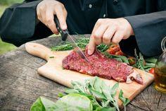 Grillkurs in München - Steak schneiden, Fleisch richtig zubereiten, dass lernen Sie alles in unserem Kochkurs - miomente