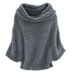 I need someone to knit this for me. #knitted #poncho