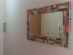 Espejo 1 mt. X 60 cms