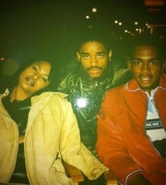 Nia Long, Larenz Tate & Bill Bellamy