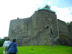 Dunstaffnage Castle Oban