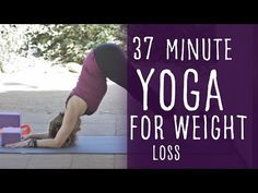 Yoga For Weight Loss and Fat Burning- Good Basic Flow with Forearm Stand Practice