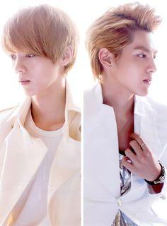 EXO M Kris et Luhan