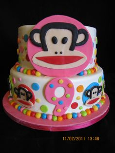 Paul Frank Monkey