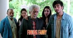 Finding Fanny-movie trailer(Deepika padkune)
