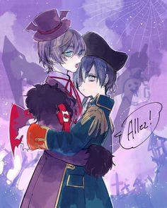 Black butler, Kuroshitsuji, Alois Trancy, Ciel Phantomhive