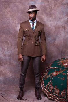 dapper well-dressed stylish black men #blackmen class via (FB: African Men Killing It)