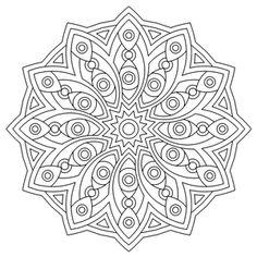 Kleurplaat Icarus_geometry_coloring_pages.jpg
