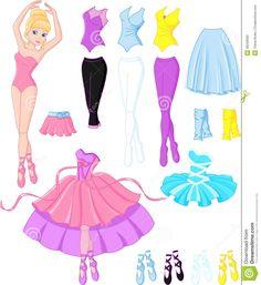 Ballerina Dresses -   -   © Olena Boiko | Dreamstime