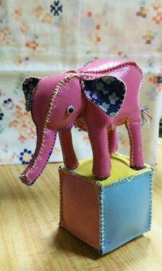 elephant by PARSLEY
