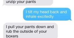 These People Are Either Really Good Or Bad At Sexting