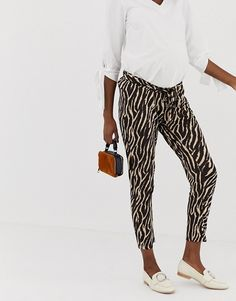 Browse online for the newest ASOS DESIGN Maternity under the bump tiger print ultimate peg pants styles. Shop easier with ASOS' multiple payments and return options (Ts&Cs apply). Asos Maternity, Maternity Pants, Together Forever, Tiger Print, Fashion Pants, Thighs, Fitness Models, Bump, Shopping
