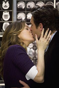 One of my favorite moments of Grey's Anatomy ever!!!!! Derek's proposal to Meredith in the elevator!