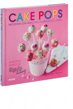 #Cocina CAKE POPS - Helen Attridge, Abby Foy #Blume