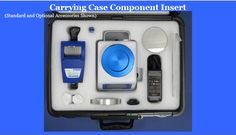 Carrying Case Component Insert
