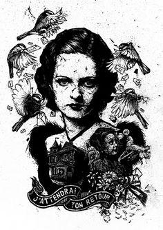 Illustrations/sérigraphies