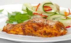 Farm Shop & Deli Show 2014 - Big Fish Brand Salmon marinaded in Sweet Chilli