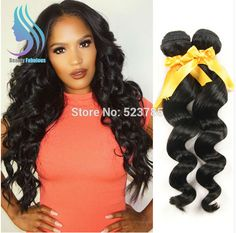 Hair Extensions & Wigs Glorious Maxglam Brazilian Virgin Hair Weave Bundles Body Wave 3 Human Hair Bundles Unprocessed Natural Color Free Shipping Promoting Health And Curing Diseases
