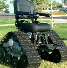 TankChair.