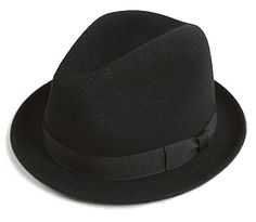 If worn right Fedoras can really class up a nice outfit