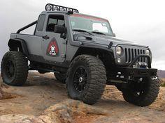 River Raider Off-Road Jeep