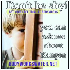 www.bodyworkswater.net Have you had your Free Trial at BodyWorks? #alkalizedwater #kangenwater  #alkalinediet Make yourself Alkaline!