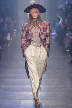 Look 13 at Vivienne Westwood Gold Label - Paris Fashion Week - Vivienne… Fashion Now, Fashion Week, Runway Fashion, Womens Fashion, Vivienne Westwood, Ss16, British Style, British Fashion, Sporty Chic