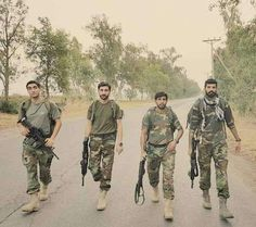 The Few , The Proud , The Commandos ♡SSG♡