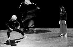 """Création de """"Je danse parce que je me méfie des mots"""", de Kaori Ito :: Crédits photo : Gabriel Wong :: #FondationBNPP #Danse"""