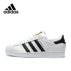 Adidas Original New Arrival Official Classics Superstar Skateboarding Shoes  Men s and Women s Breathable Sneakers Price  6913ad721