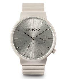 7b2d84c3d485 15 relojes minimalistas para ir a la moda sin excesos - Mr boho