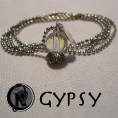 Crystal Balls are truly the sign of a gypsy, but are also the mystical object most often used in the practice of divination.. or foretelling and predicting the future.