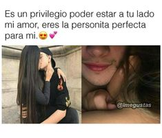Tu Mi Amor, Mi Personita perfecta, Te Amooooooooo ❤
