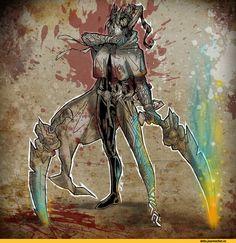#Dota2 Mortred the Phantom Assassin,Dota,фэндомы,Dota Art,DramaShizza