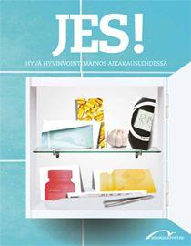 JES! Hyvä hyvinvointimainos aikakauslehdessä | Aikakausmedia