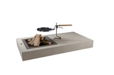Griller  - Concreto Outdoor, Design, Home, Shelf, Products, Outdoors, Ad Home, Outdoor Games