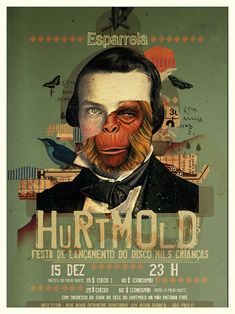 portifolio | Gig posters