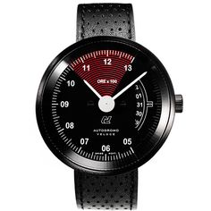 VELOCE BY AUTODROMO - Veloce, meaning 'rapid,' or 'speedy' in Italian, was the basis for this watch whose dial is inspired by a classic 1960s rev counter | Huckberry